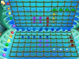 Freddi Fish 5: The Case of the Creature of Coral Cove Windows Playing Mess Hall Mania - I'm winning! But the bubbles my found fish make look very nice anyway.