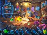 Freddi Fish 5: The Case of the Creature of Coral Cove Windows Inside Nick's shop