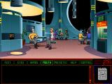 Space Quest 6: Roger Wilco in the Spinal Frontier Windows 3.x Talk with Sidney