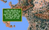 Realms of Arkania: Blade of Destiny Amiga Clicking on the map provides descriptions of the places you can visit.