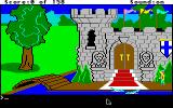 King's Quest Apple IIgs Stay away from the water! You want to make sure the alligators in the swamp don't eat you!