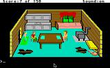 King's Quest Apple IIgs Inside the woodcutter's home.
