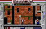 RoboCop Amiga Disturbance in Old Town. Restore Law and Order