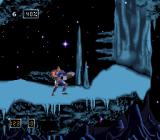 Doom Troopers: Mutant Chronicles SNES Watch out for falling icicles