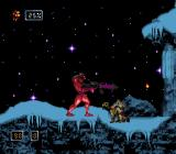 Doom Troopers: Mutant Chronicles SNES Pluto boss