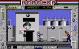 RoboCop Amiga Outside OCP headquarters