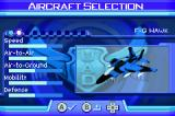 Ace Combat Advance Game Boy Advance A new aircraft is available