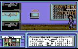 Neuromancer Commodore 64 Cheap hotel.