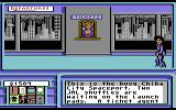 Neuromancer Commodore 64 Space port.