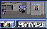 Neuromancer Commodore 64 Freeside space dock.