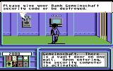 Neuromancer Commodore 64 Sometime it's easy when your choices are made obvious...