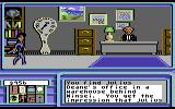 Neuromancer Commodore 64 Deane's office.