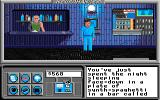 Neuromancer Apple IIgs Starting location.