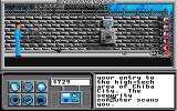Neuromancer Apple IIgs A high security zone - just the place for a hacker!