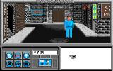 Neuromancer Apple IIgs The streets of Chiba City.