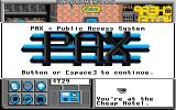 Neuromancer Apple IIgs The PAX system.