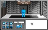Neuromancer Apple IIgs The House of Pong is before you.