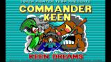 Commander Keen: Keen Dreams Android Title screen.