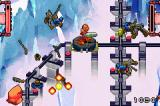 "BIONICLE Heroes Game Boy Advance This part is a literal ""on rail"" shooter"