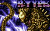 R-Type Commodore 64 Loading screen