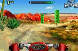ATV: Thunder Ridge Riders Game Boy Advance Pass between the checkpoint to proceed