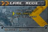 ATV: Thunder Ridge Riders Game Boy Advance Select a game mode