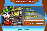 Bookworm Deluxe Game Boy Advance Level 4 complete