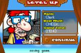 Bookworm Deluxe Game Boy Advance Level 5 complete