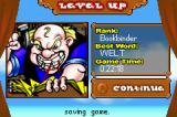 Bookworm Deluxe Game Boy Advance Level 7 complete