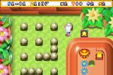 Bomberman Max 2: Blue Advance Game Boy Advance Getting to the teleporter