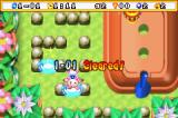 Bomberman Max 2: Blue Advance Game Boy Advance Selecting a new stage