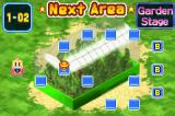 Bomberman Max 2: Blue Advance Game Boy Advance Map of the area