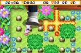 Bomberman Max 2: Blue Advance Game Boy Advance In this level, a giant feet randomly stomps the ground