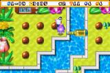 Bomberman Max 2: Blue Advance Game Boy Advance I've just knocked over a penicillin container to use as a bridge