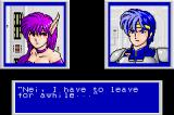 Phantasy Star Collection Game Boy Advance PS2 - dialogue