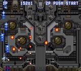 Aero Fighters SNES Like a bullet hell