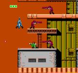 Bionic Commando NES Fairly Outnumbered