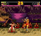 Fatal Fury 2 Genesis And fight!