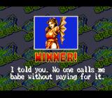 Fatal Fury Special SNES Winner!