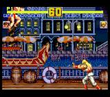 Fatal Fury Special SNES High jump