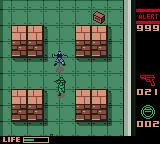 Metal Gear Solid Game Boy Color It's hurt.