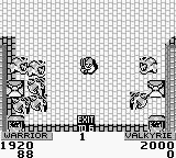 Gauntlet II Game Boy Fast to exit