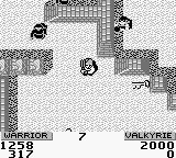 Gauntlet II Game Boy Another monk