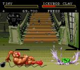 Clay Fighter Genesis That's hurt