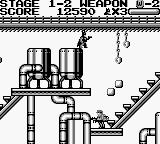 Batman: The Video Game Game Boy Factory... and death from above!