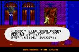 Cool World Amiga Gathered enough money to enter.