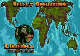 AH-3 Thunderstrike SEGA CD Select Operation