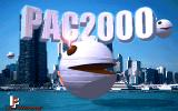 Pac 2000 DOS Title Screen.