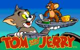 Tom & Jerry DOS Title Screen