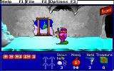 Treasure MathStorm! DOS The starting location (MCGA/VGA)